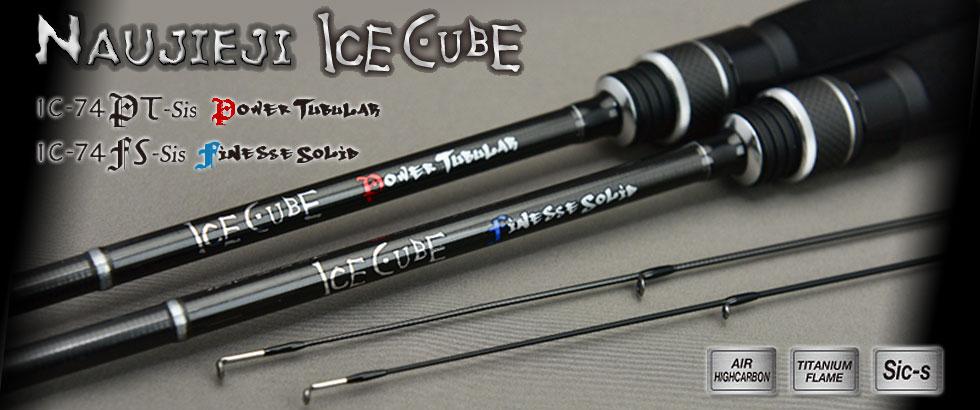 Tict Ice Cube IC-74PT, Tict Ice Cube IC-74FS