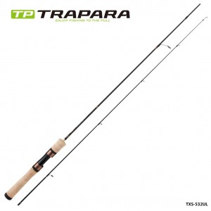 Major Craft New Trapara TXS-602L