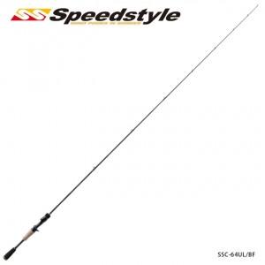 Major Craft Speed Style SSC-64UL/BF