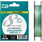 Daiwa UVF EMERALDAS DURA SENSOR X8 +Si2 150m