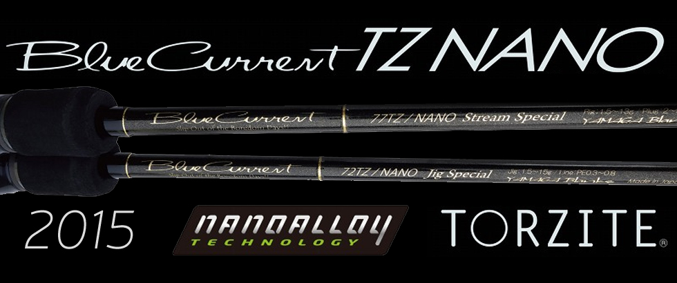 Yamaga Blanks Blue Current TZ Nano